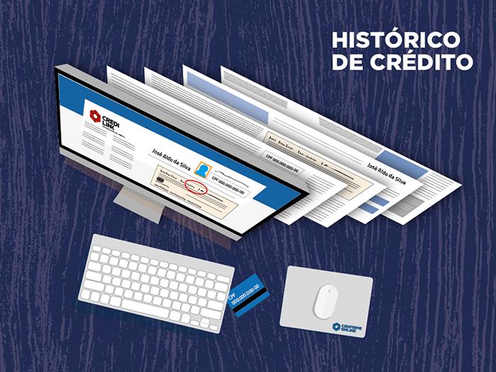 Banner do Histórico de Crédito
